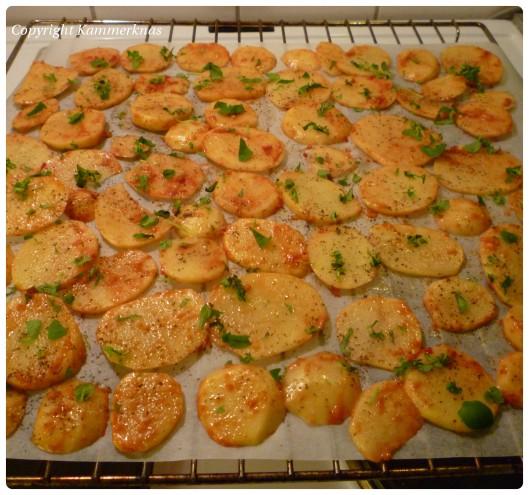 Sprøde ovnkartofler 2