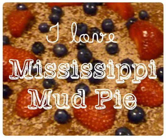 Mud pie 1
