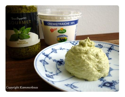Grøn pastasalat 2