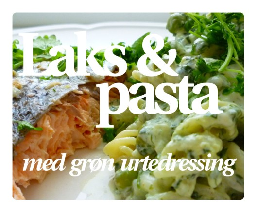 Laks pasta dilddressing 1