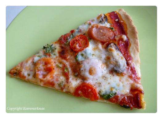 Kammerknas pizza 4