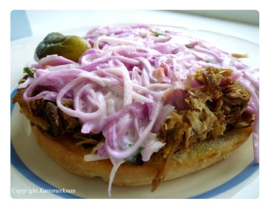 Byens Burger Pulled Pork 4