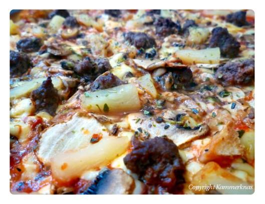 Pizza fra Kimo 2