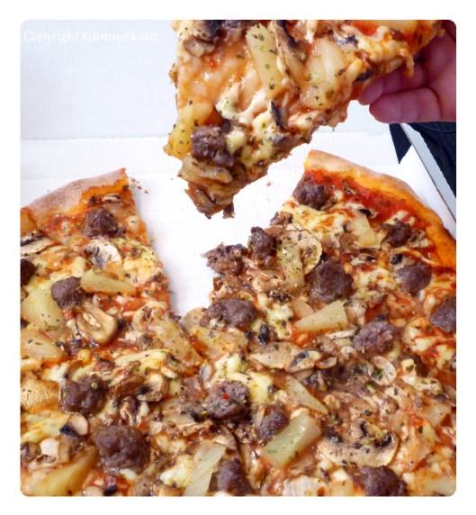 Pizza fra Kimo 3