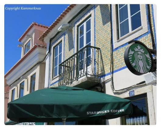Starbucks i Belém