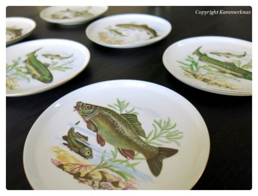 Fisketallerkener 2