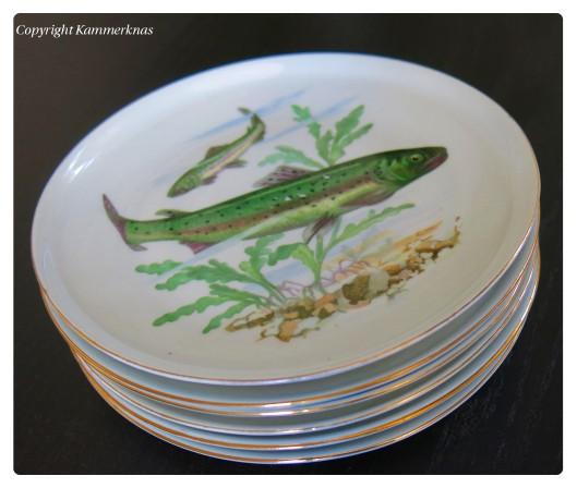 Fisketallerkener 3