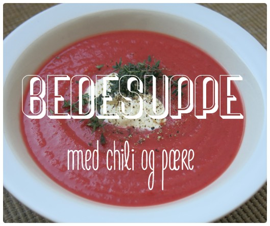 Bedesuppe