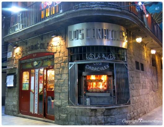 Los Caracoles Barcelona 1
