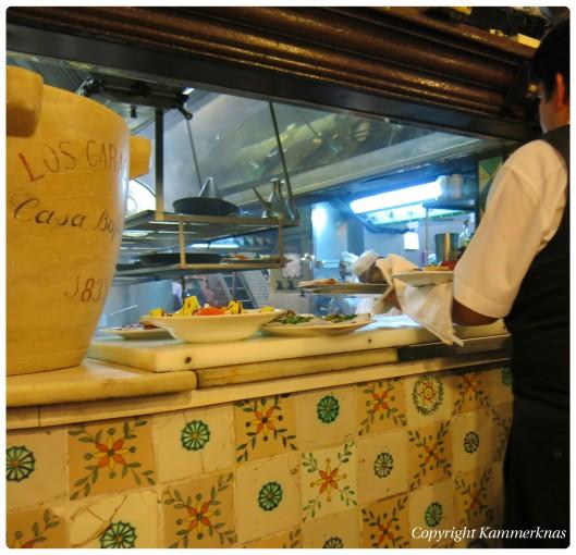 Los Caracoles Barcelona 4