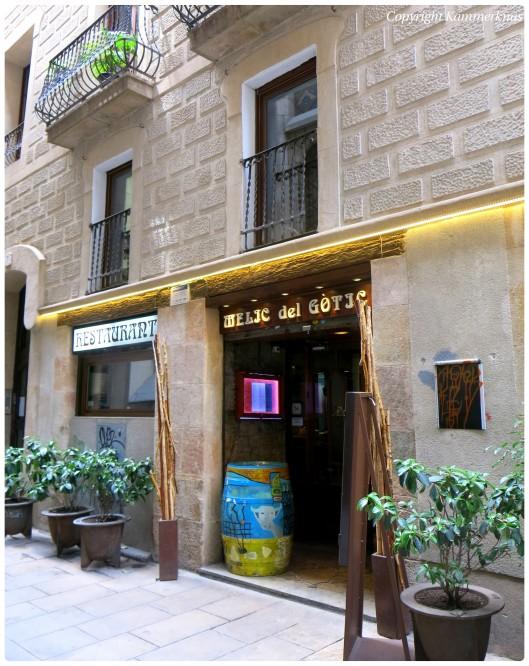 Melic Del Gotic Barcelona 1