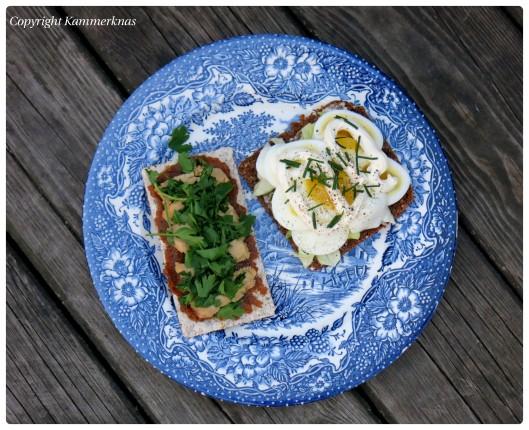 Blå tallerkener 2