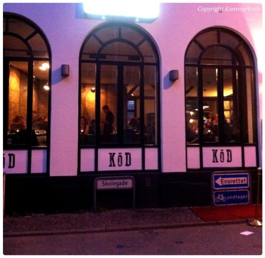 Köd Aarhus 1