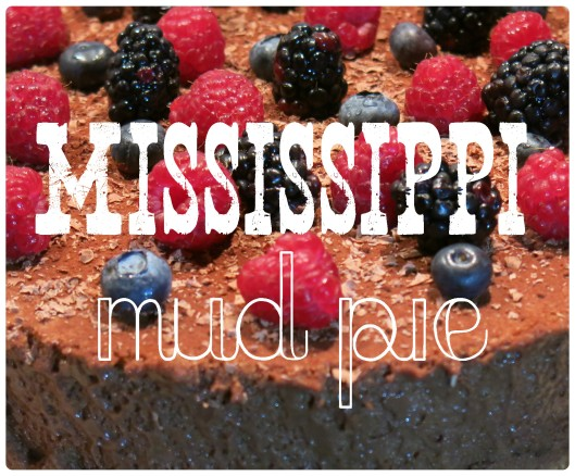 1 Mississippi Mud Pie
