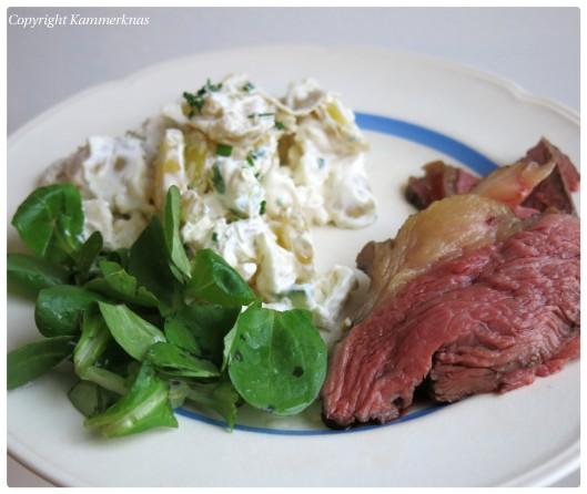 Cuvette og kartoffelsalat 7