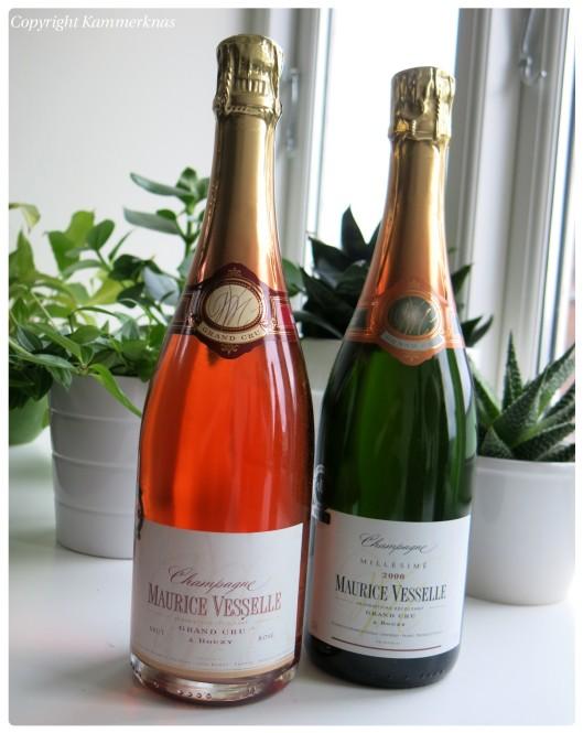 Nytår og champagne 1