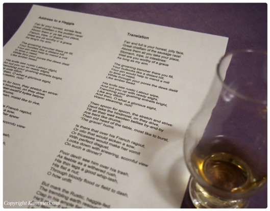 Burns Night Supper 6