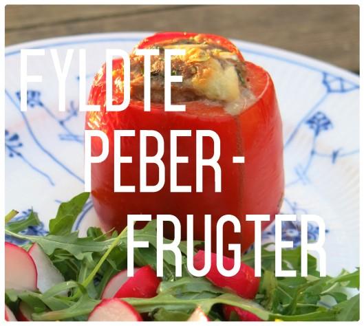 Fyldte peberfrigter 1