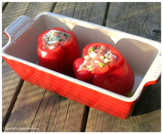 Fyldte peberfrugter 2