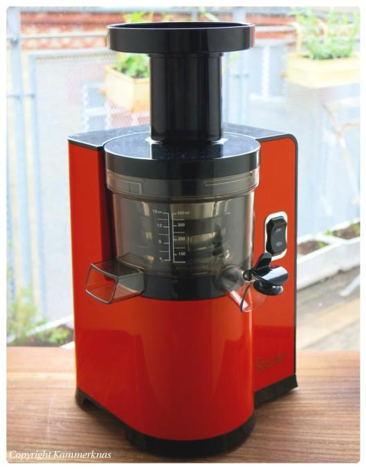 Omega Sana juicer 1