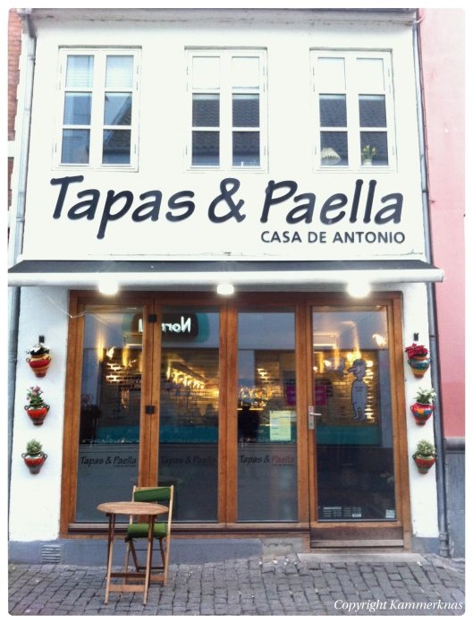 Tapas & Paella 1