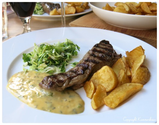 Rarbar steak bearnaise 4