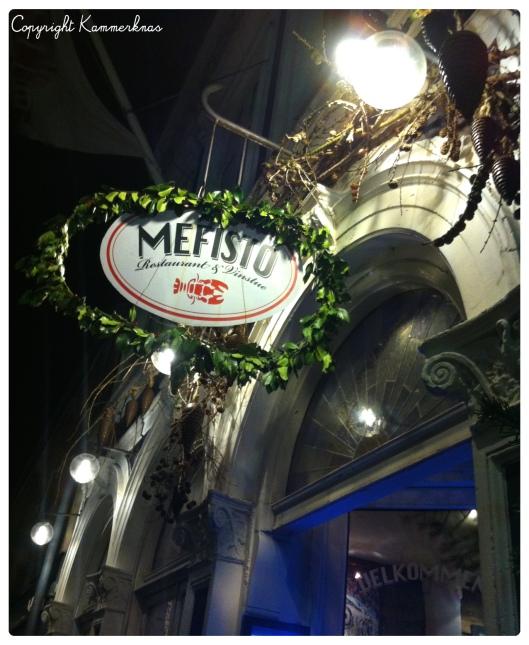 Restaurant Mefisto 1