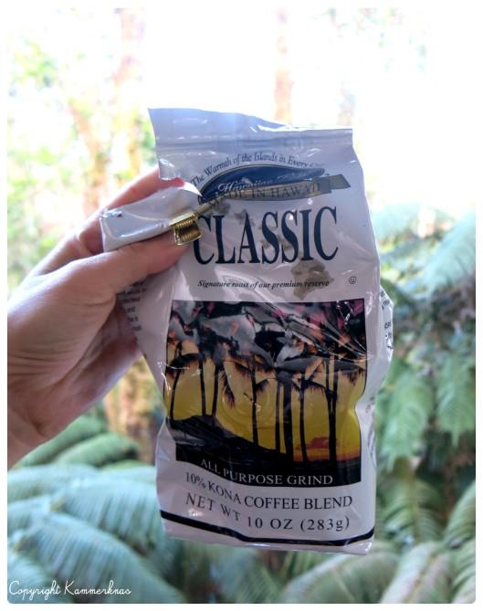 Hawaii Kona-kaffe