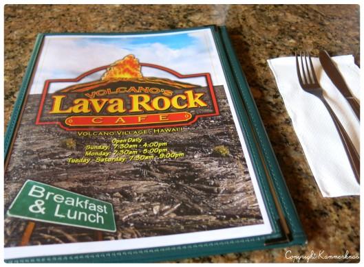 Lava Rock Café 2