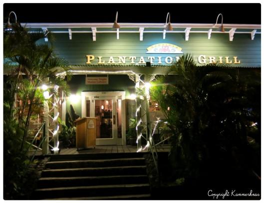 Plantation Grill Big Island 2