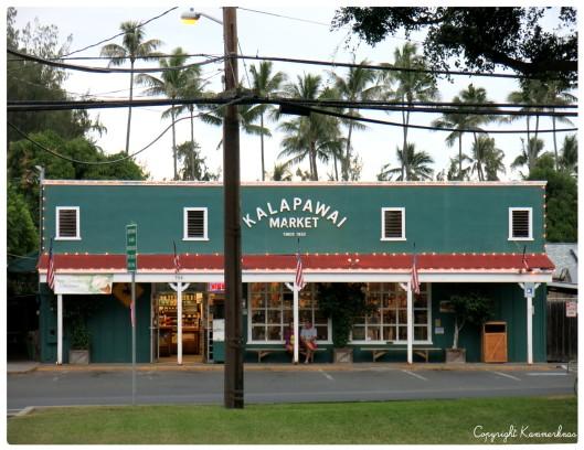 Kalapawai Market Kailua 1