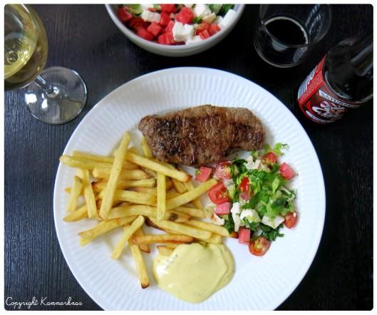 Steak bearnaise 1