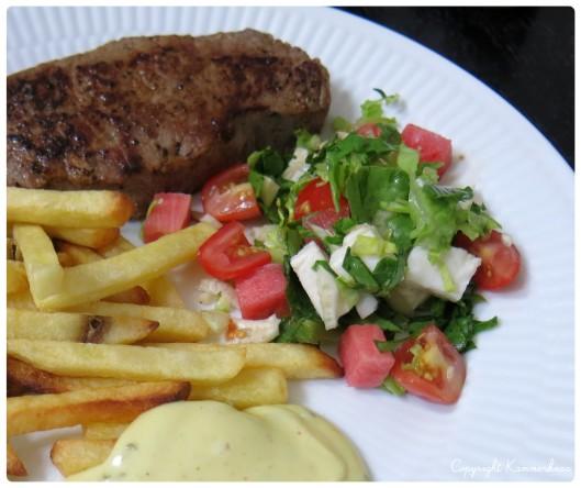 Steak bearnaise 2