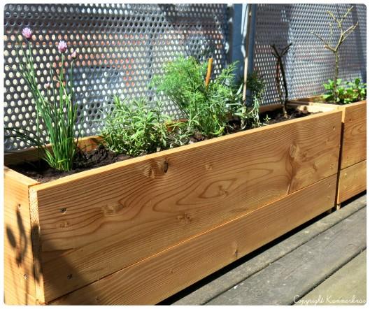 Plantekasser 1